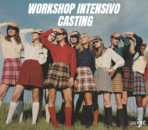 WORKSHOP INTENSIVO CASTING
