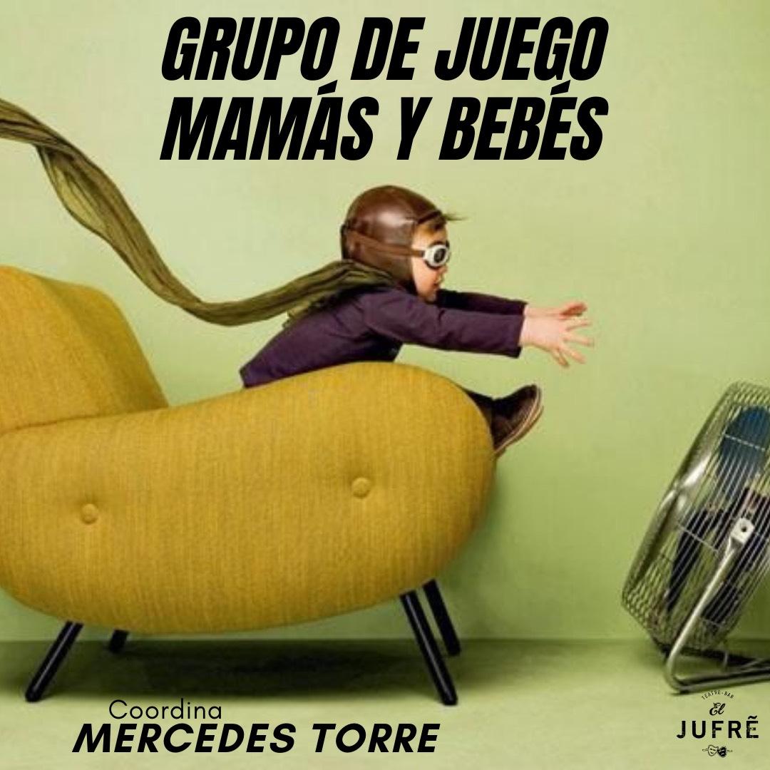 GRUPO JUEGO MAMÁS Y BEBÉS